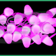 ریسه بلوطی تک رنگ -Monochrome oak string- شرکت عرفان صنعت اصفهان