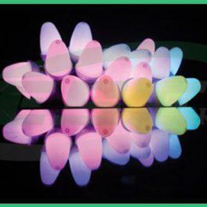 بلوطی فول کالر دوبعدی-Full color 2-dimensional oak string light bulb- شرکت عرفان صنعت اصفهان