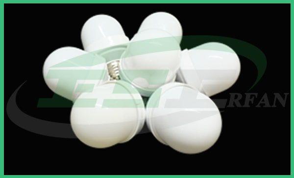 لامپ ستاره تک رنگ - شرکت عرفان صنعت اصفهان