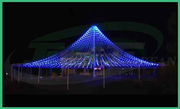 پروژه میدان سرداران محلات -شرکت عرفان صنعت اصفهان