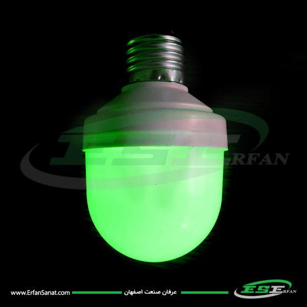 لامپ ستاره سبز