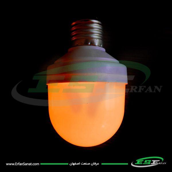 لامپ ستاره ارنجی