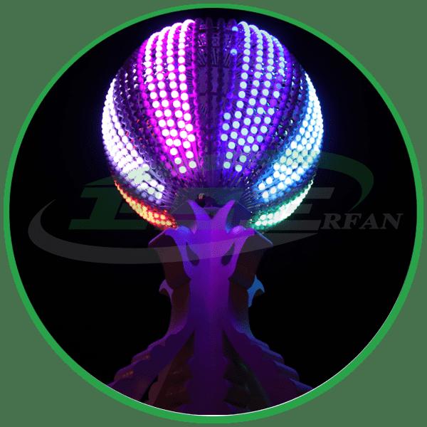 گوی نورانی - شرکت عرفان صنعت اصفهان