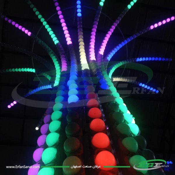 درخت نوری فول کالر